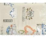 Клеенка LONETA (Италия) Ткань с покрытием