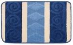 Коврик для в/к Avangart 1пр. 50*80 (Blue Ecru)