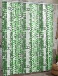 Штора Miranda KARE (Каре) зелёный 180*200см
