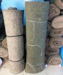 Войлок толщ.10мм, шир.1,5м, плотн. 750 гр/кв.м., 85%шерсти (в рул.20п.м.)
