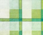 109/3 Клеенка на ткани 1,35*25м (шотландка зел.)