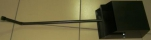 Совок-короб с высокой ручкой (средний)