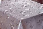 143-001ТС Клеенка DEKOLINE Crystal 1,37*20м прозрач.