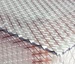202-001ТС Клеенка DEKOLINE Crystal 1,37*20м прозрач.