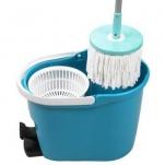 К-т для мытья полов (швабра+ведро с отжимом- педаль)