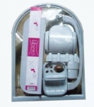 Зеркальный набор Adria 2001 серый 1/6