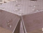 21468 Клеенка с перламутром на тканевой основе 1,37*20м (PW302-Z08)