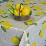 547/5 Клеенка Sale&Pepe 1,4*20м Лимонный цвет (ПВХ на нетк.осн.)
