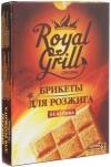 80-139 Брикеты для розжига 64 кубика, ROYALGRILL 1/24