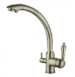 5179C-7 Смеситель для кухни с выходом для питьевой воды. Бронза Accoona