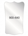 009-З Зеркало 900*640мм