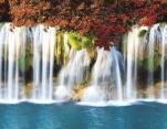 Кухонный фартук АБС Водопад (600*3000*1,5мм)