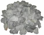 Камни Габбро-Диабаз колотый, 20кг (коробка)