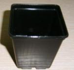 Горшок для рассады 0,25л (7*7*8см) квадр. (А5500)
