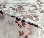 251-001ТС Клеенка DEKOLINE Crystal 1,37*20м прозрач.