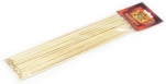 80-055 Шампуры д/шашлыка бамбуковые 25см 100шт., ROYALGRILL 1/6