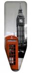 """Чехол д/глад.доски """"Colombo"""" London  хлопок (130х50)"""