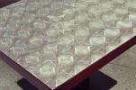 "4981 Покрытие д/стола ""Table Mat"" Transparent Лазер 0,80*20м.TD207-001-К05"