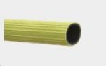 Шланг ПВХ-Каучук армированный 3-х слойный ø18 мм,4атм. (толщина стенки 2,4мм, длина 20м, вес 4,4)