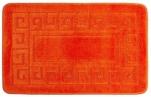 Коврик для в/к Standart  1пр. 60*100 оранжевый