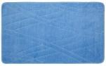 Коврик для в/к Standart  67*120см голубой