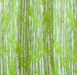Штора Miranda BAMBOOS (Бамбук) зелёный 180*200см