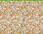 Кухонный фартук АБС Галька (600*3000*1,5мм)