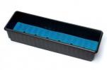 Ящик балконный 8,5л. с дренажной решеткой (505*155*105)