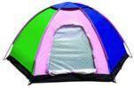 """81-624 Палатка туристич. 4-х мест., однослойная """"Индиана"""", 240*210*130см, WILDMAN 1/5"""