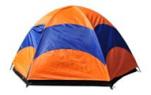 """81-629 Палатка туристич. 5-х мест., двухслойная """"Калифорния"""", 240*240*145см, WILDMAN 1/5"""