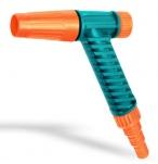 10 Пистолет поливочный со штуцером 1/2*5/8*3/4  (100шт/уп.)