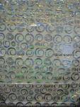 Шторы 3D (Серебрянный дождь) 180х180 см  1/10
