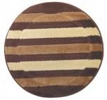 Коврик для в/к Avangart 1пр. D67см (Brown)