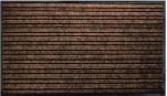 Коврик нап.влаговпит. 40*60см Атлас коричневый