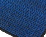 Коврик нап.влаговпит. 50*80см Атлас синий