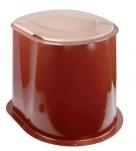 1295М Туалет дачный коричневый