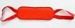 Мочалка BEST ЛЮКС 11*40см (махр.полотно, поролон), универсальная