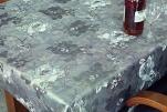 5242 Клеенка Велюр, 1,37*20 м, PW 274-M035 сатин (ПВХ на ткан.основе)