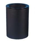 К250 низ. Корзина для бумаг 16л.D250, Н332 Цвет- черный, белый, серый, бордо.
