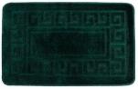 Коврик для в/к Standart  1пр. 50*80 зелёный темн.