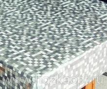 151-001ТС Клеенка DEKOLINE Crystal 1,37*20м прозрач.