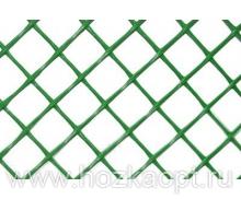 Решетка заборная, ячейка 23*23мм, 1,8*25,0м АгроПолимер