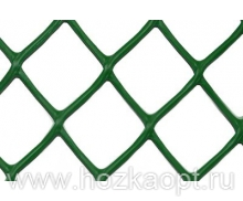 Решетка заборная, ячейка 45*45мм, 1,8*25,0м АгроПолимер