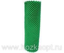 Решетка садовая, ячейка 15*15мм, 1,0*20,0м  АгроПолимер