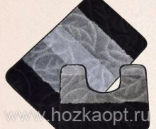 Коврик для в/к Avangart 1пр. 50*80 (Black)