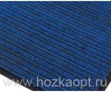 Коврик нап.влаговпит. 80*120см Атлас синий
