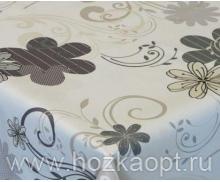 501/2 Клеенка Sale&Pepe 1,4*20м Танец цветов (ПВХ на нетк.осн.)