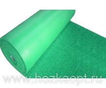 Коврик-дорожка Спагетти 1,22*12м зеленый