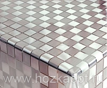 152-001ТС Клеенка DEKOLINE Crystal 1,37*20м прозрач.