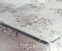 175-001ТС Клеенка DEKOLINE Crystal 1,37*20м прозрач.